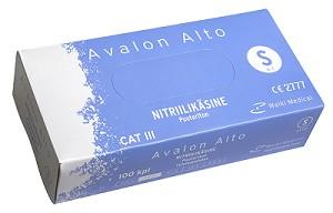 AVALON Alto nitriilikäsineet