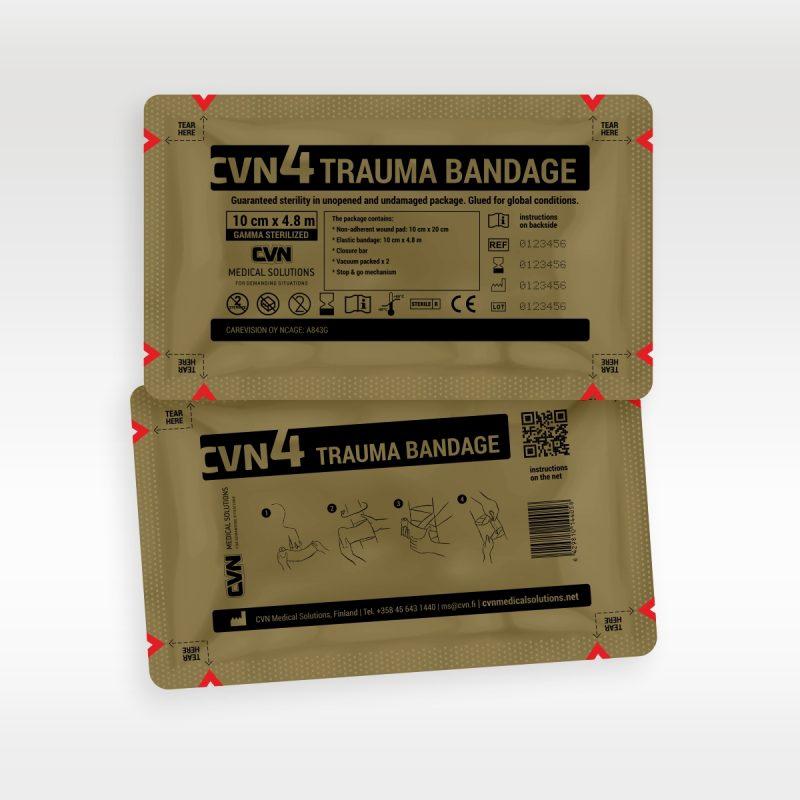 CVN 4 Trauma Bandage