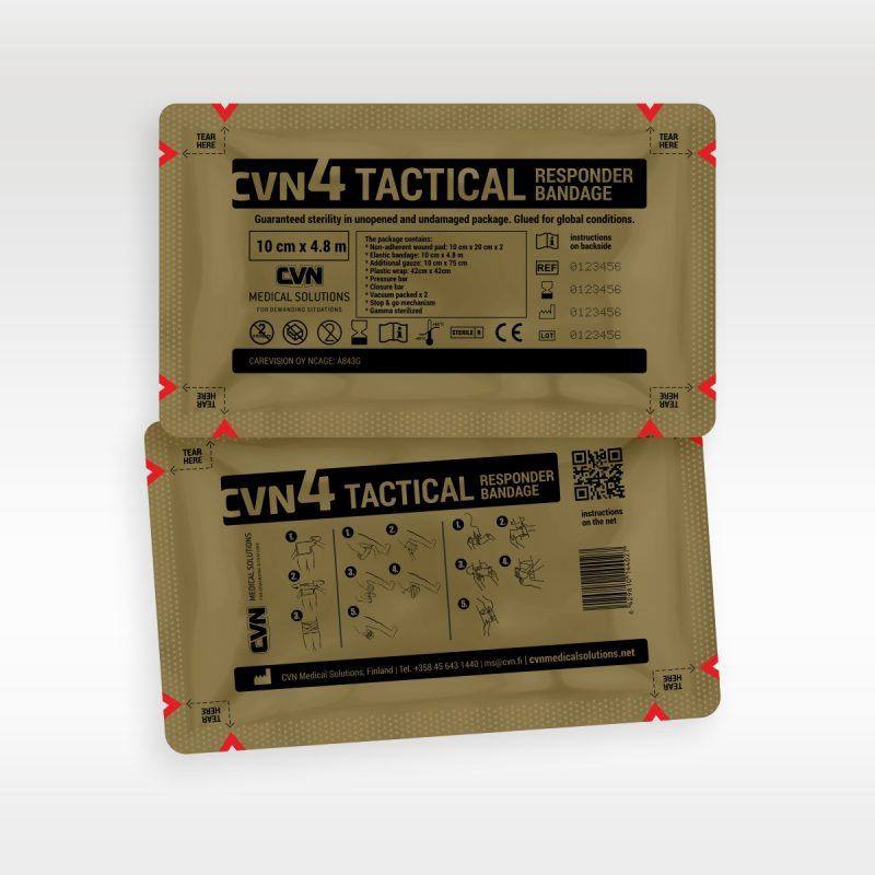 CVN 4 Tactical Responder Bandage