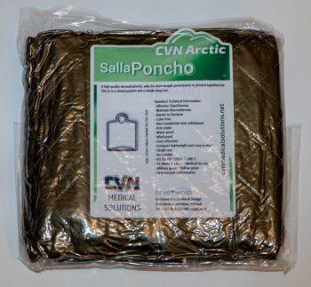 CVN Arctic Salla Poncho