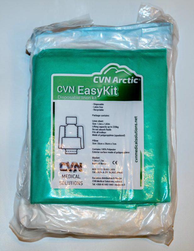 CVN Arctic Easy Kit –liinavaatesetti