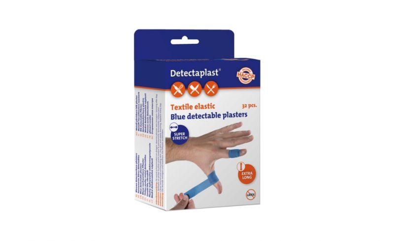 Detectaplast-laastarit / kuluttajapakkaukset, Textile elastic, 32 kpl