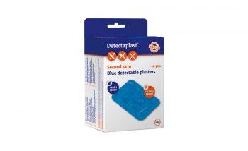 Detectaplast-laastarit / kuluttajapakkaukset, Second Skin, 20 kpl