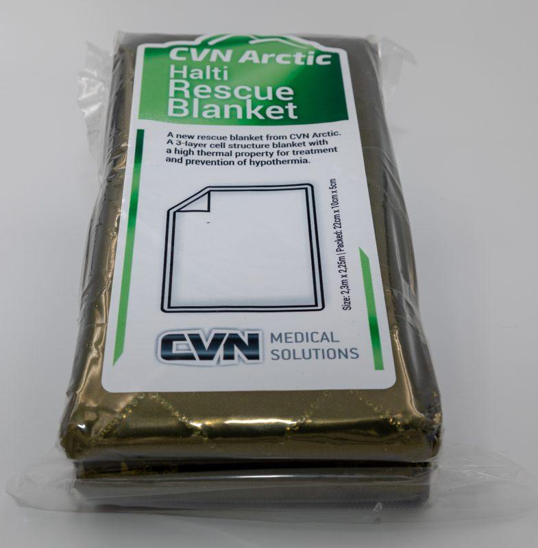 CVN Arctic Halti Rescue Blanket