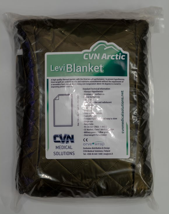 CVN Arctic Levi Blanket