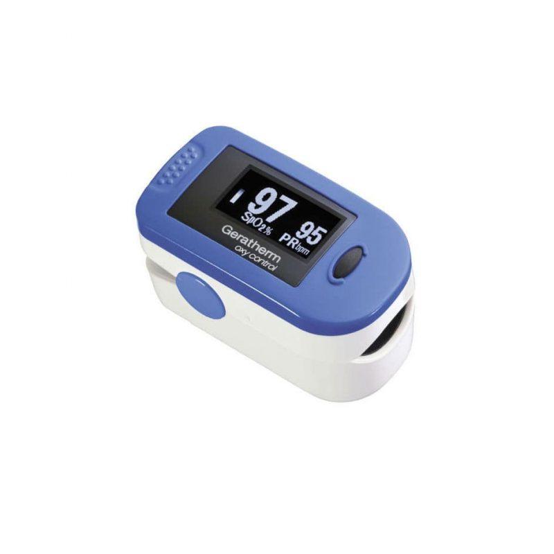 Oxy control –pulssioksimetri