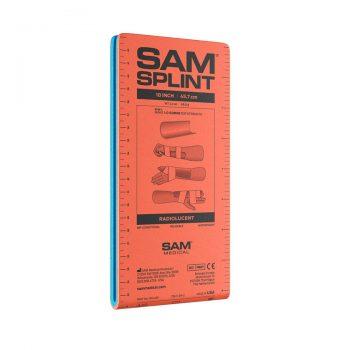 SAM Splint Oranssi / Sininen 18 Folded