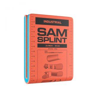 SAM Splint Oranssi / Sininen 24 Folded