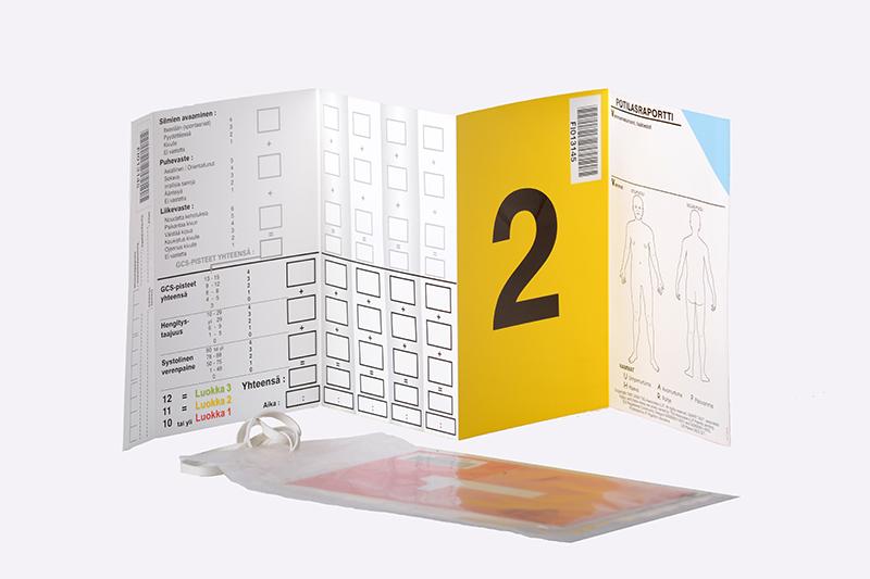 Smart TAG Triagekortti