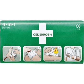 Cederroth 4-in-1 -iso ensiapuside