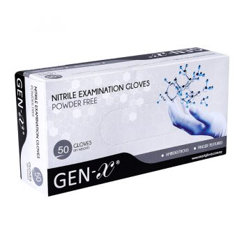 Gen-X -nitriilikäsineet